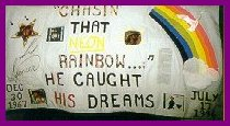 AIDS Quilt for Sid Spencer
