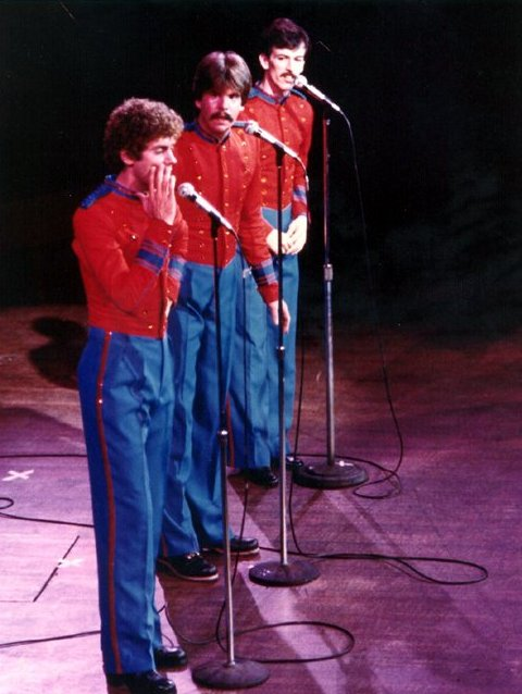 1976, Kennedy Center, photo by Paul Parks