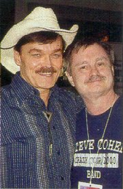 Randy Jones & moi