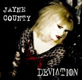"Jayne County CD ""Deviation"""