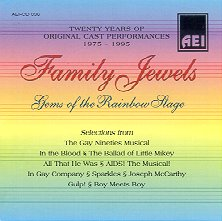 """Family Jewels"" CD"
