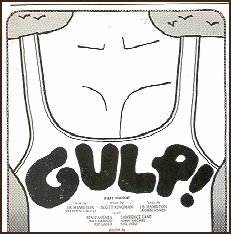 "magazine ad for ""Gulp!"""