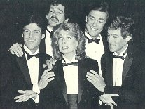 "cast of ""In Gay Company"""