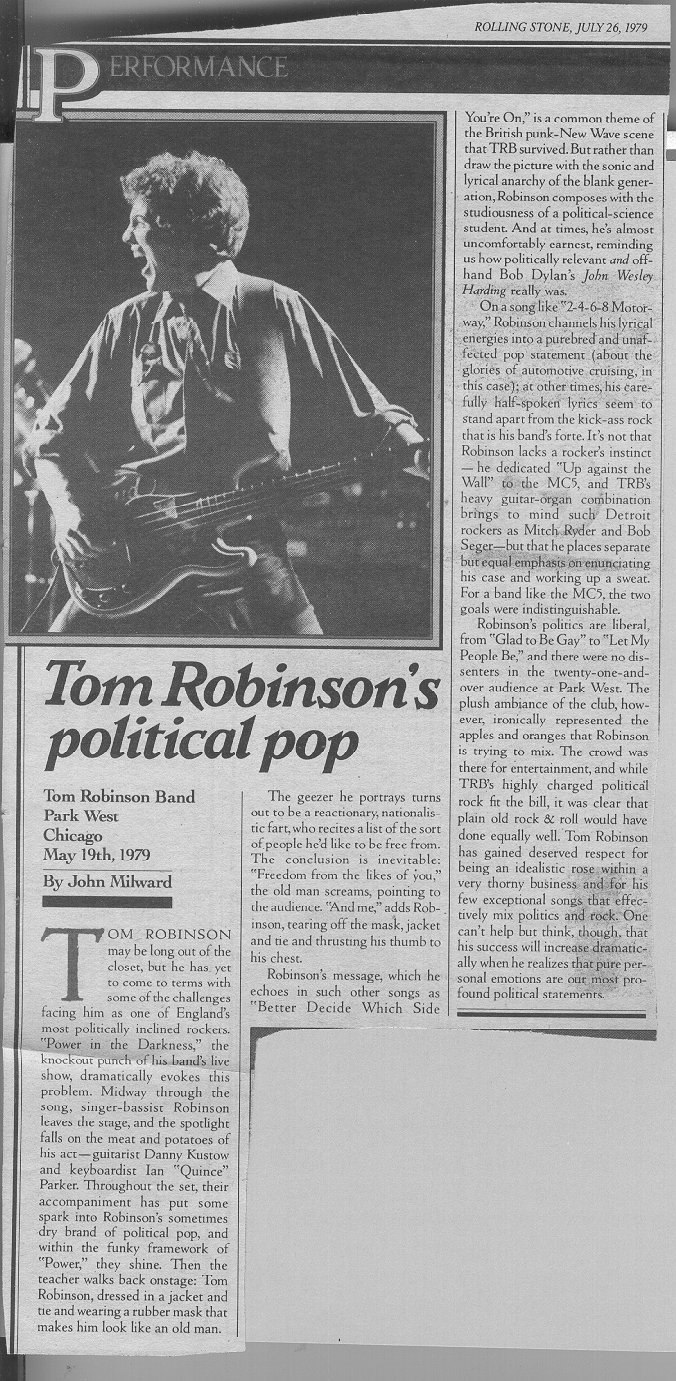 Rolling Stone 7/26/79