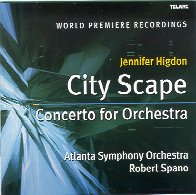 """Concerto for Orchestra & City Scape"""