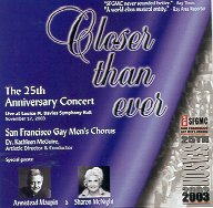 Closer Than Ever: 25th Anniversary Concert