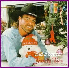 "Sid Spencer's ""Family Ties"" CD, 1994"
