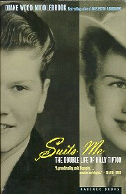 "Billy Tipton bio ""Suits Me"" by Diane Wood Middlebrook"