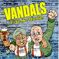 "Vandals ""Oi to the World"" CD, 2000"