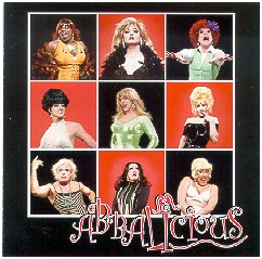 """Abbalicious"" with a cast of drag stars"