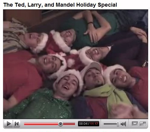 Ted, Larry, and Mandel Holiday Special