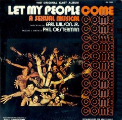 """Let My People Come"" LP"