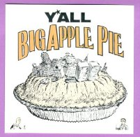 "Y'All CD ""Big Apple Pie"""