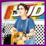 Christy at Houston Pride 2001