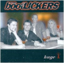 "Bootlickers' CD ""Huge"""
