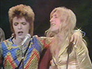 David Bowie & Mick Ronson