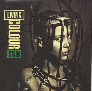 "Living Colour's ""Stain"" CD"