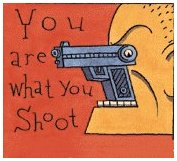"""You Are What You Shoot"" VA CD"