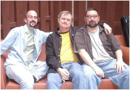 Jay Freeman, JD, Freddy Freeman, June 2006
