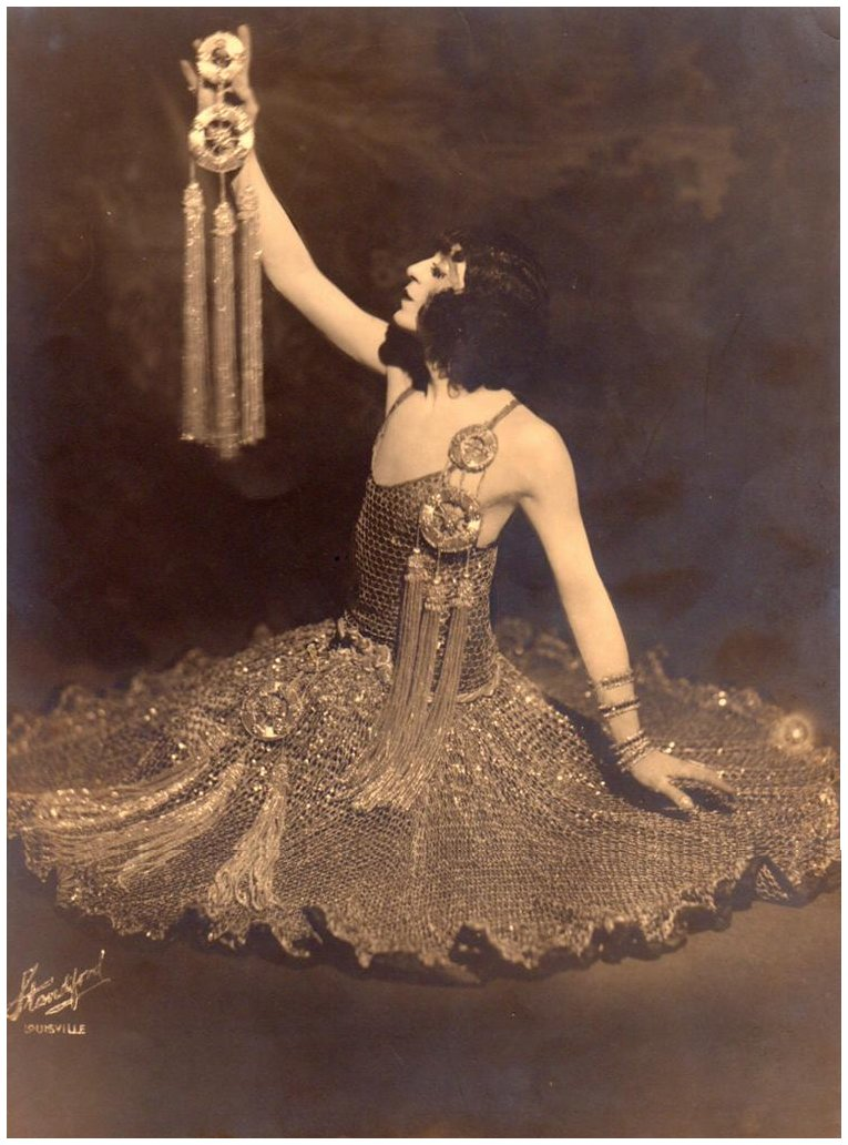 as cleopatra at carnegie hall