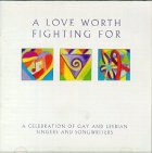 """Love Worth Fighting For"" LP -- Boy George"