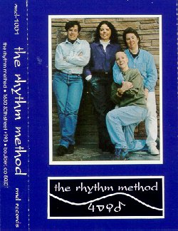 Rhythm Method's 1994 tape