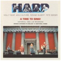 2001 - HARP: A Time to Sing, expanded to 2 CDs