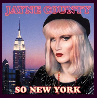 Jayne County site