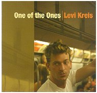 Levi Kreis, nominated for New Recording Male, Songwriter and Out Song of the Year