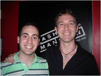 Ben Schaefer and Darren