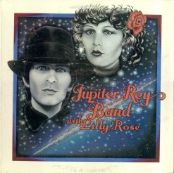 Jupiter Rey Band 1978 LP