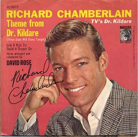 Richard Chamberlain, 1962