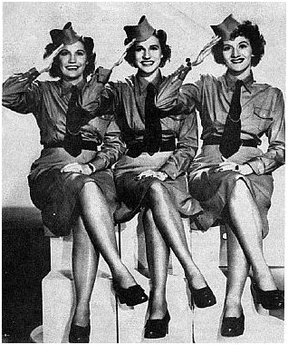 Andrews Sisters...did you know one was a lesbian?