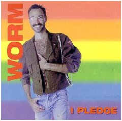 "Jimmy Worm, ""I Pledge"" 1995"
