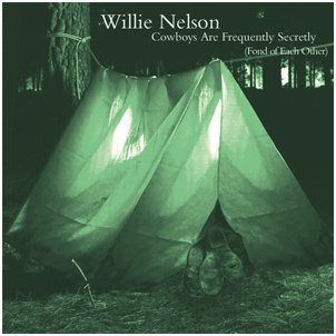 Willie Nelson's CD single of Sublette's song