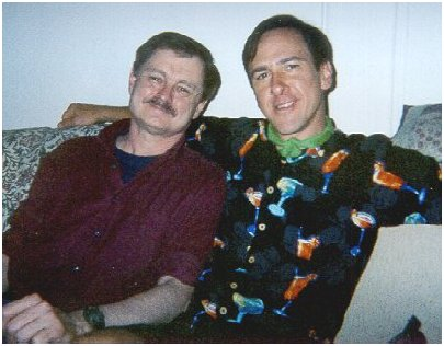 JD & Ron Romanovsky, June 2003