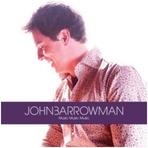 John Barrowman CD