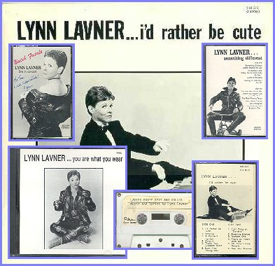 Lavner recording collage