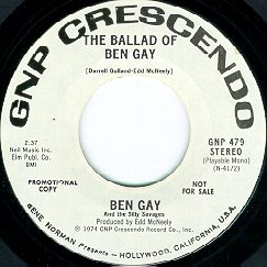 Click to download Ben Gay, and those Silly Savages