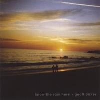 """Know the Rain Here"" CD"