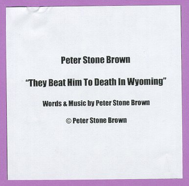 Peter Stone Brown site