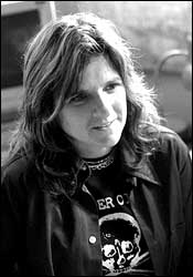 Amy Ray, of the Indigo GIrls