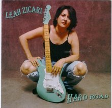 "Leah Zicari's ""Hard Road"" CD"