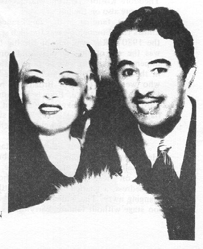 Mae West & Ray Bourbon