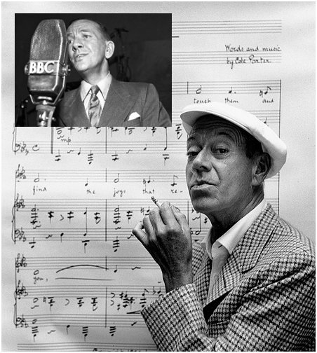Cole Porter and Noel Coward