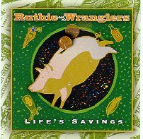 Ruthie & Wranglers CD