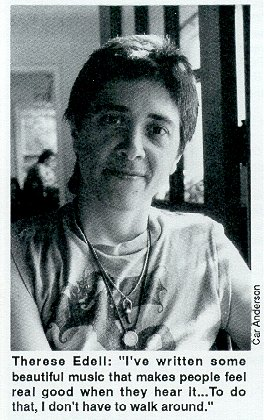 Therese Edell, photo by Car Anderson, circa 1990