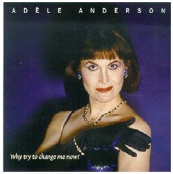 CDs by Adele Anderson and Fascinating Aida