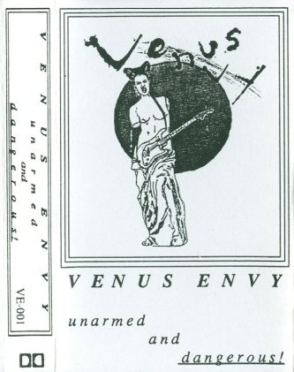 Venus Envy - Beaver Cleaver Fever (1990)