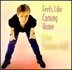 "Clare Summerskill CD ""Feels Like Coming Home"""